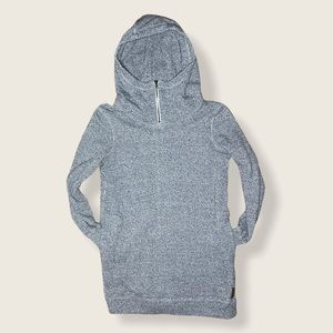 Roots oversized hoodie